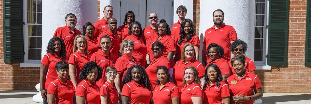 Staff Council. Photo by Thomas Graning/Ole Miss Digital Imaging Services